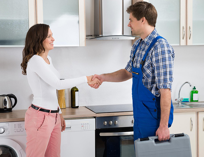 why choose our company to repair your appliances